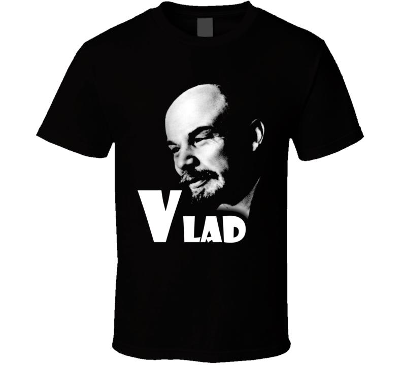 Vladimir Lenin Communist Russian Leader T Shirt