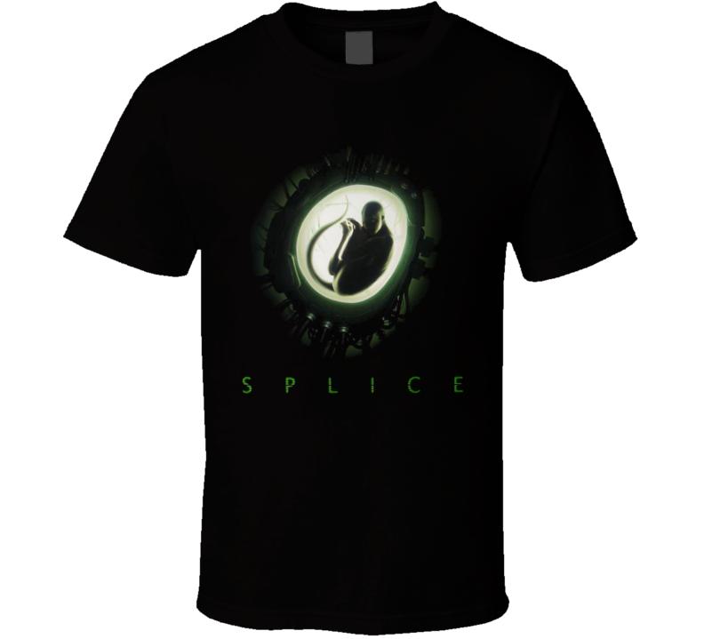 Splice Horror Movie T Shirt