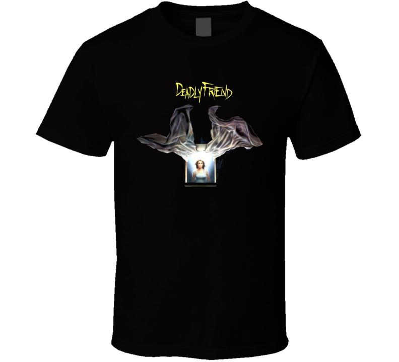 Deadly Friend Horror Movie Wes Craven T Shirt
