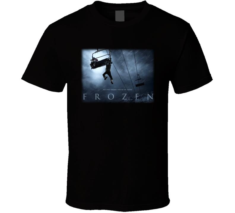 Frozen Horror Movie T Shirt