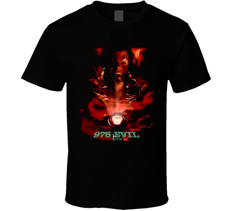 976 Evil Horror Movie T Shirt