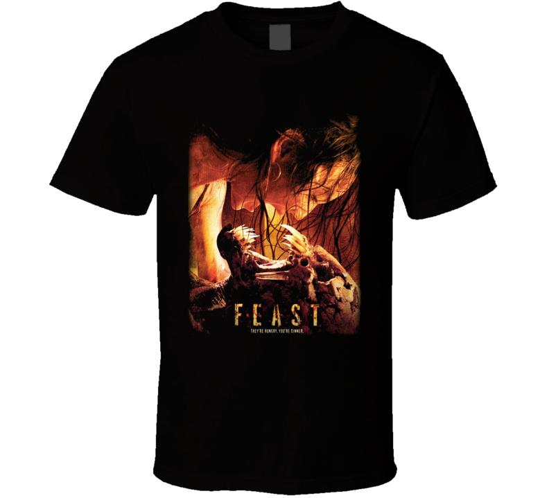 Feast Horror Movie T Shirt