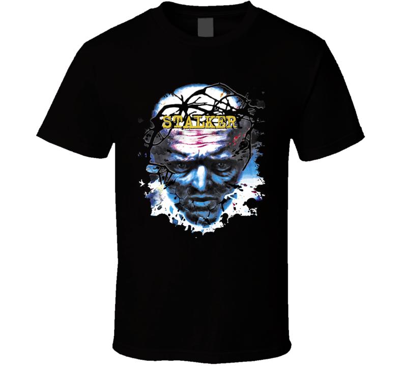 Stalker Horror Movie T Shirt
