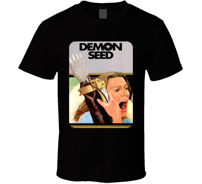 Demon Seed Horror Movie T Shirt