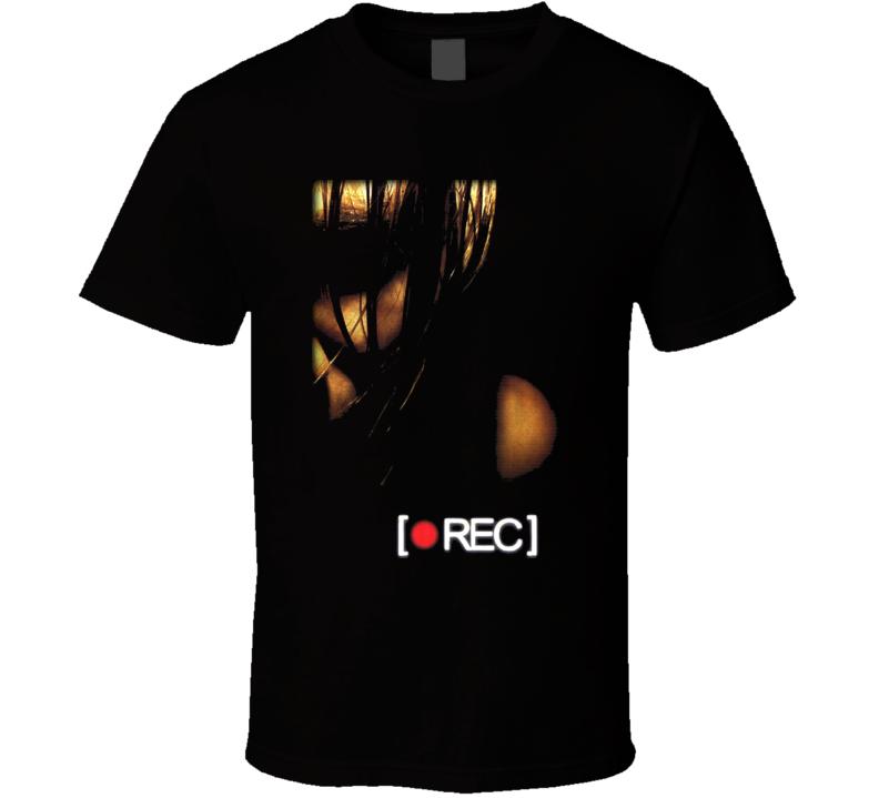 REC Horror Cult Movie T Shirt