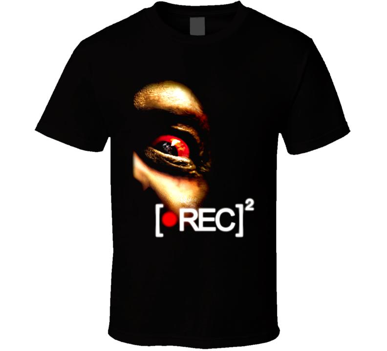 REC 2 Horror Cult Movie T Shirt