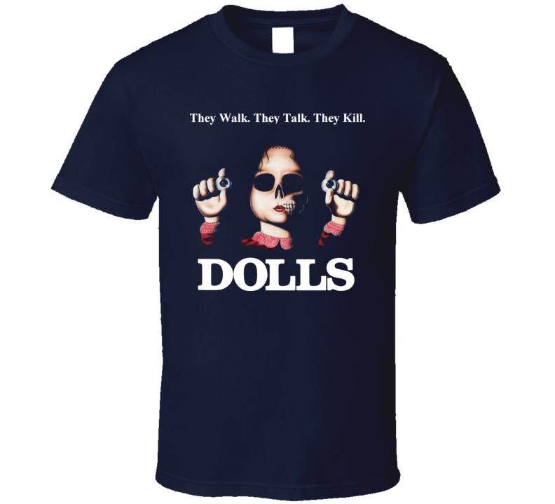 Dolls Horror Movie T Shirt