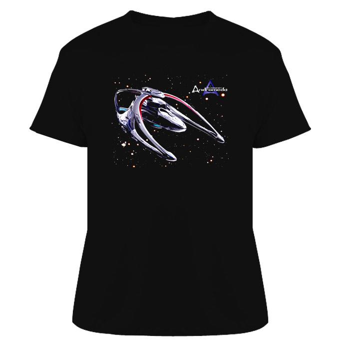 Andromeda Sci Fi TV Show T Shirt