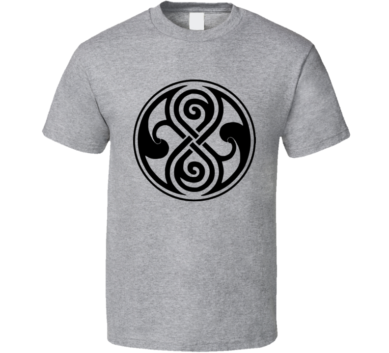 Doctor Who Seal Of Rassilon T Shirt