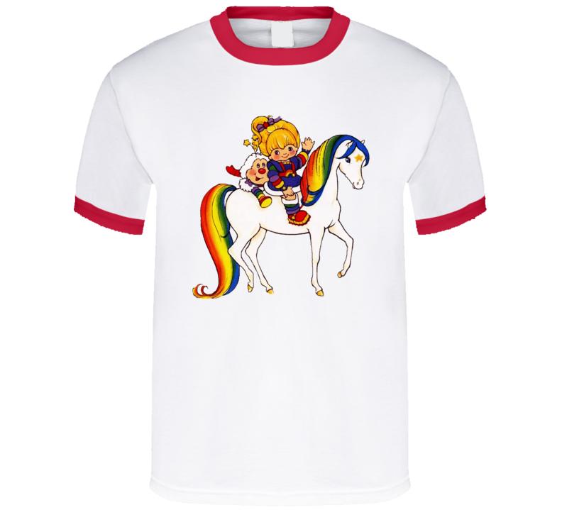 Rainbow Brite Cartoon Tv Show T Shirt