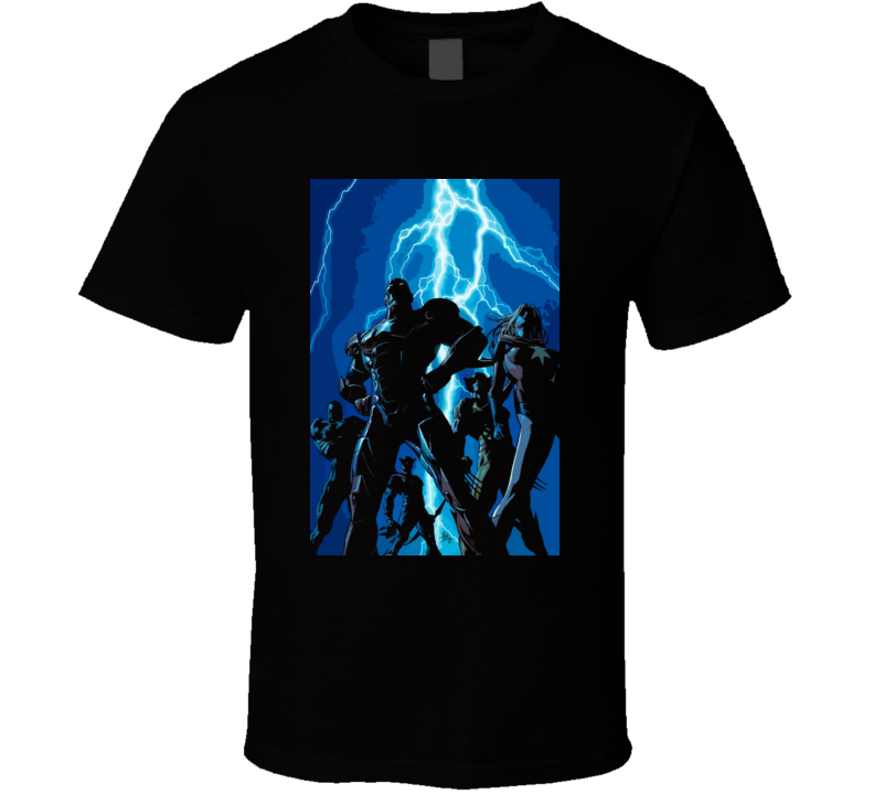 Dark Avengers Comics T Shirt