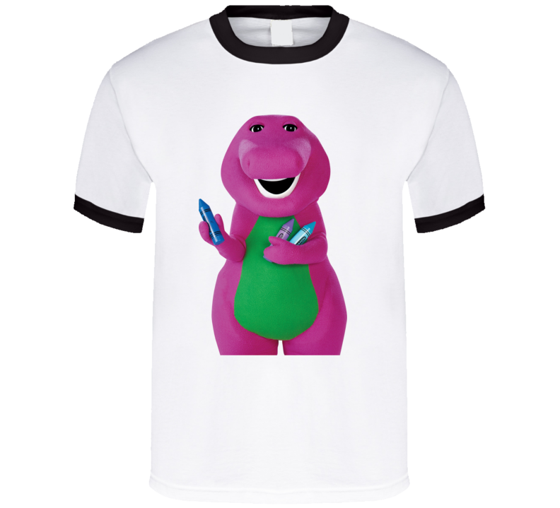Barney Dinosaur Children's Tv Show T Shirt