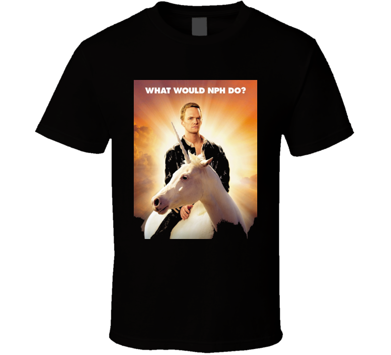 What Would NPH Neil Patrick Harris Do? Funny T Shirt