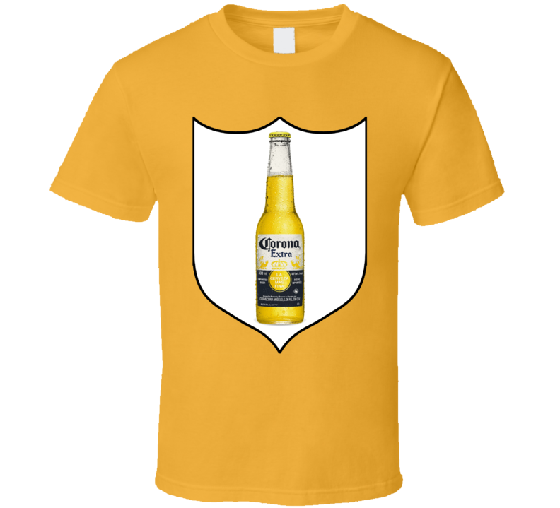 Corona Extra Beer Banner Bottle Alcohol T Shirt