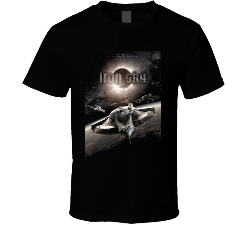 Iron Sky T Shirt