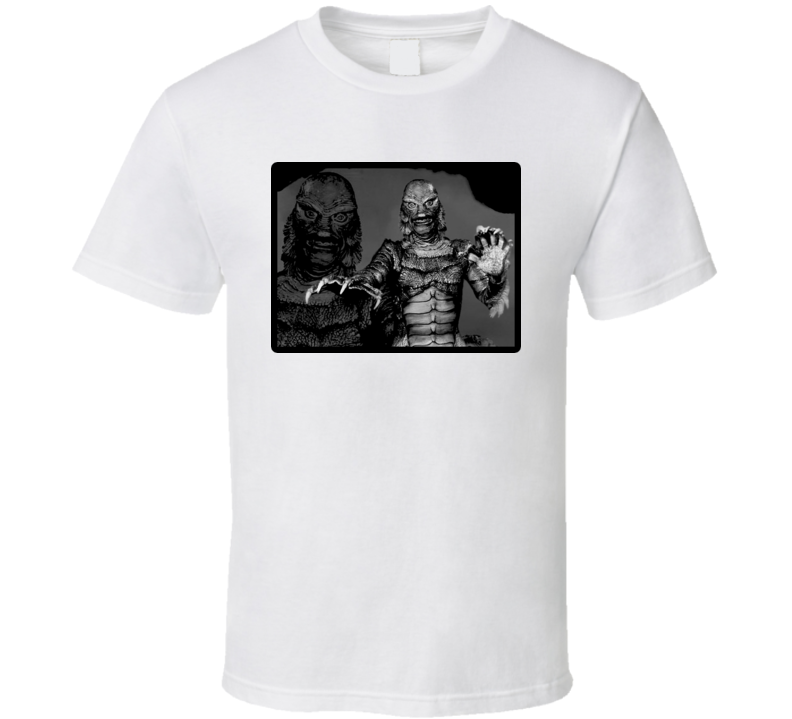 Creature From the Black Lagoon Horror Movie T Shirt