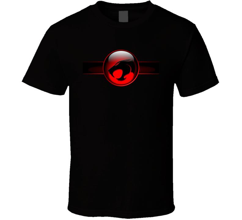 Thundercats Animated Cartoon Logo T Shirt
