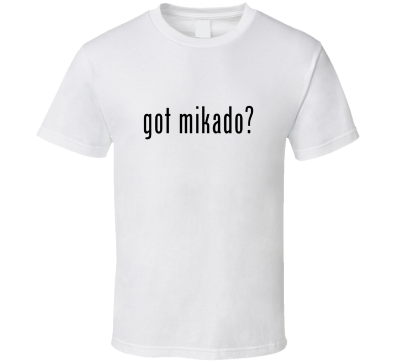 Mikado Comic Books Super Hero Villain Got Milk Parody T Shirt