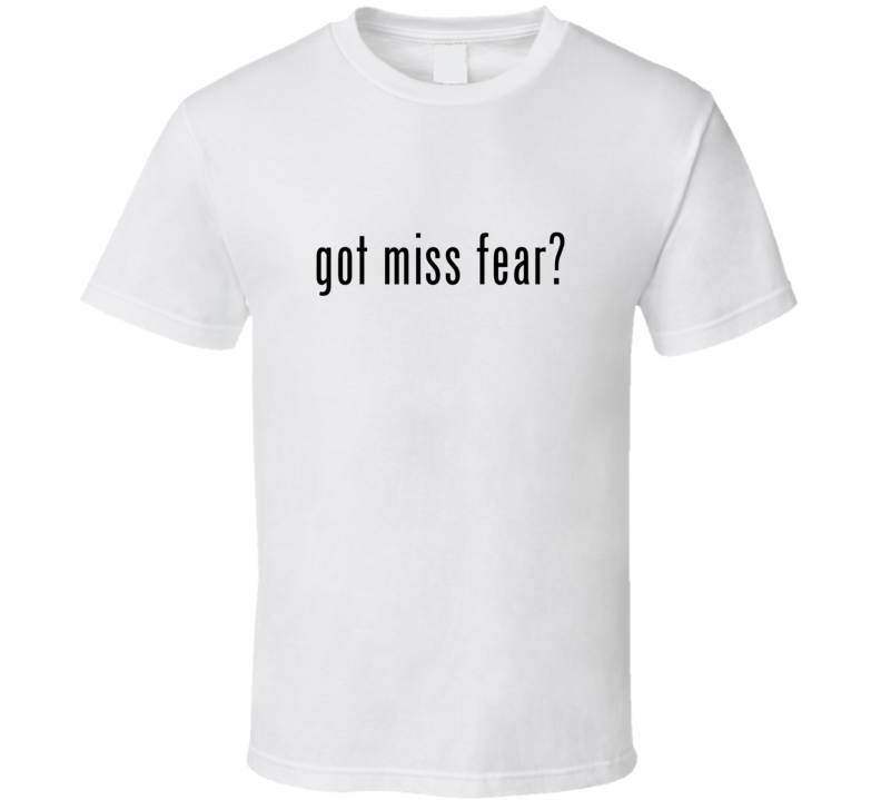 Miss Fear Comic Books Super Hero Villain Got Milk Parody T Shirt