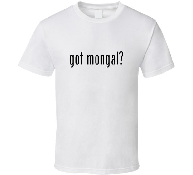 Mongal Comic Books Super Hero Villain Got Milk Parody T Shirt