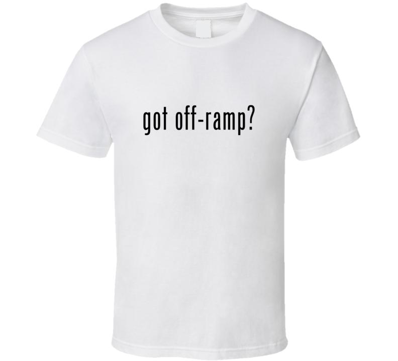 Off Ramp Comic Books Super Hero Villain Got Milk Parody T Shirt