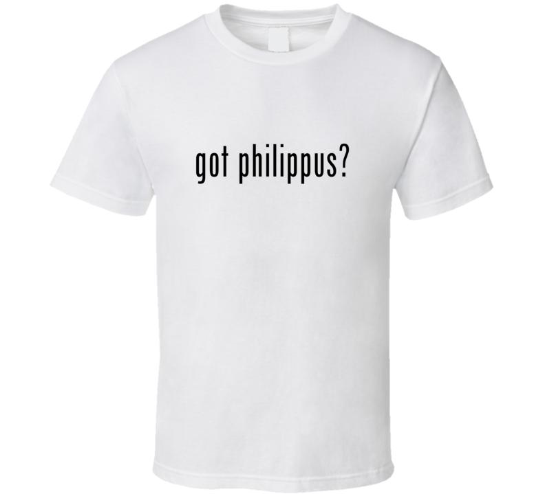 Philippus Comic Books Super Hero Villain Got Milk Parody T Shirt