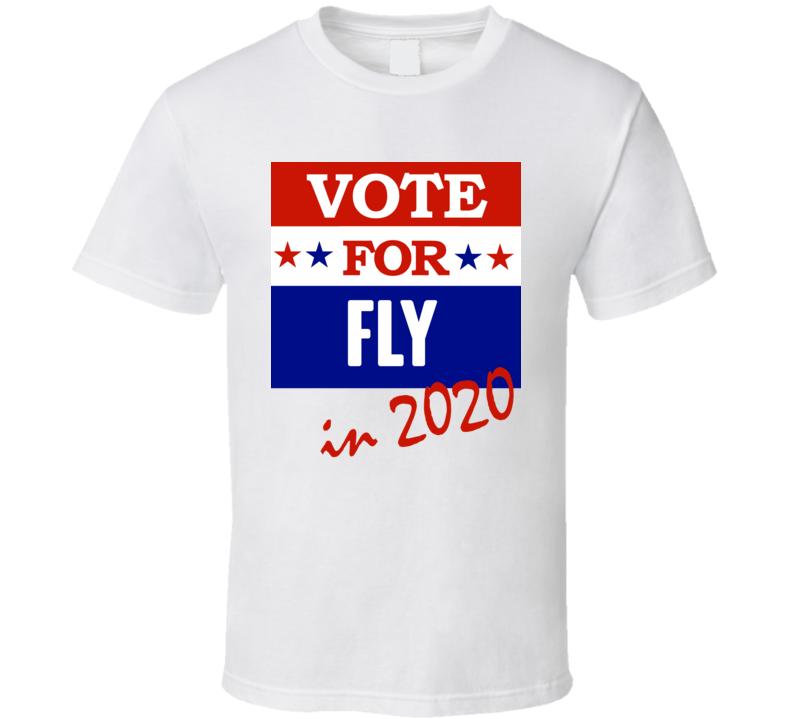 Fly Election 2020 Comics Super Hero Villain T Shirt
