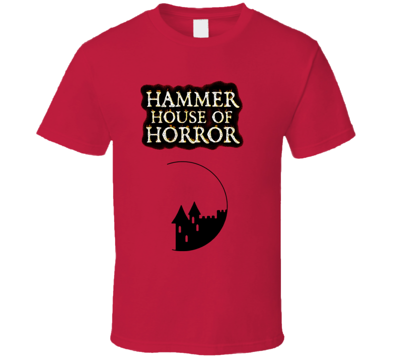 Hammer House of Horror Movies T Shirt