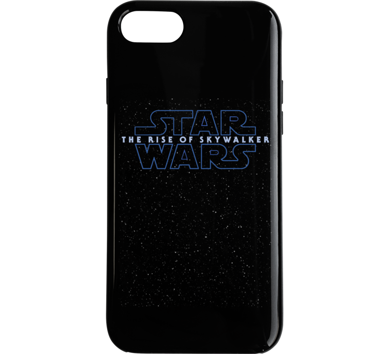 Star Wars Rise Of Skywalker Logo Starfield Luke Rey Iphone Case Phone Case