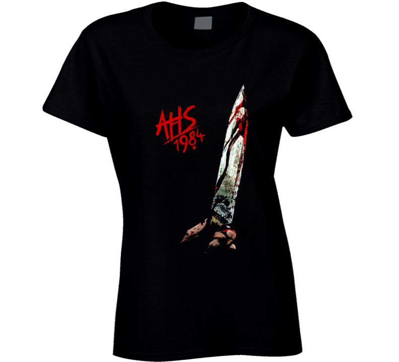 Ahs 1984 American Horror Story Cult Tv Show Black Ladies T Shirt