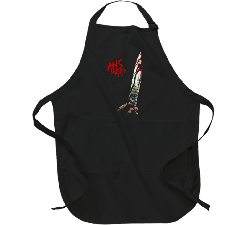 Ahs 1984 American Horror Story Cult Tv Show Black Apron