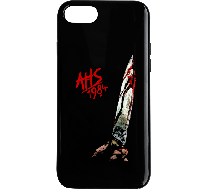 Ahs 1984 American Horror Story Cult Tv Show Black Phone Case
