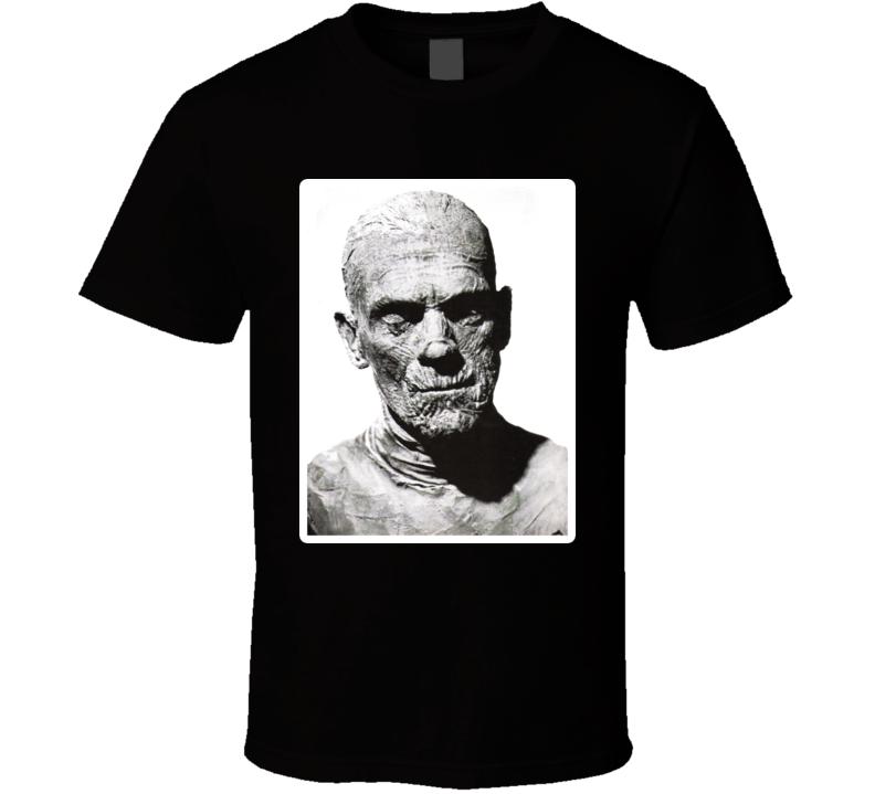 The Mummy Horror Movie T Shirt