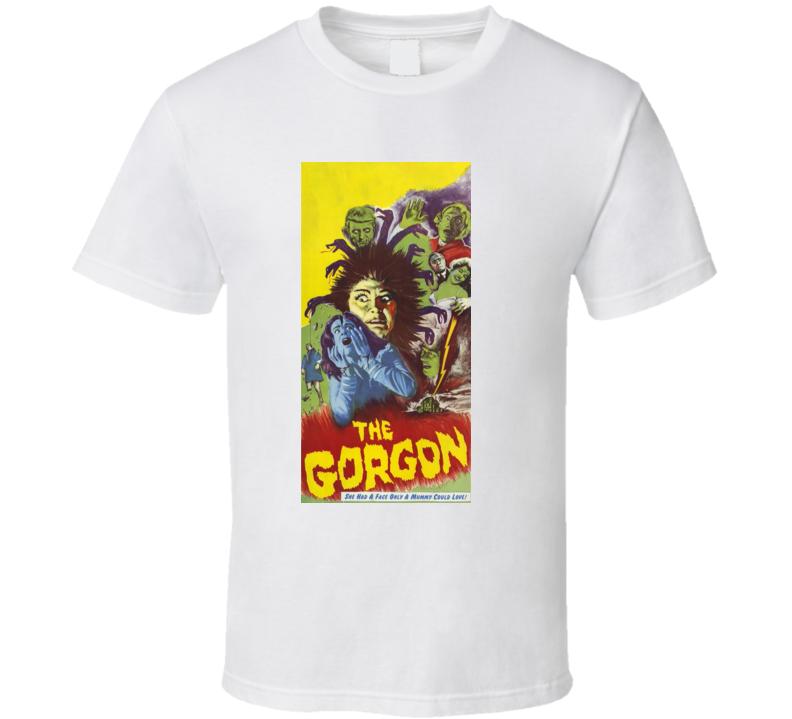 The Gorgon Cult Horror Movie T Shirt