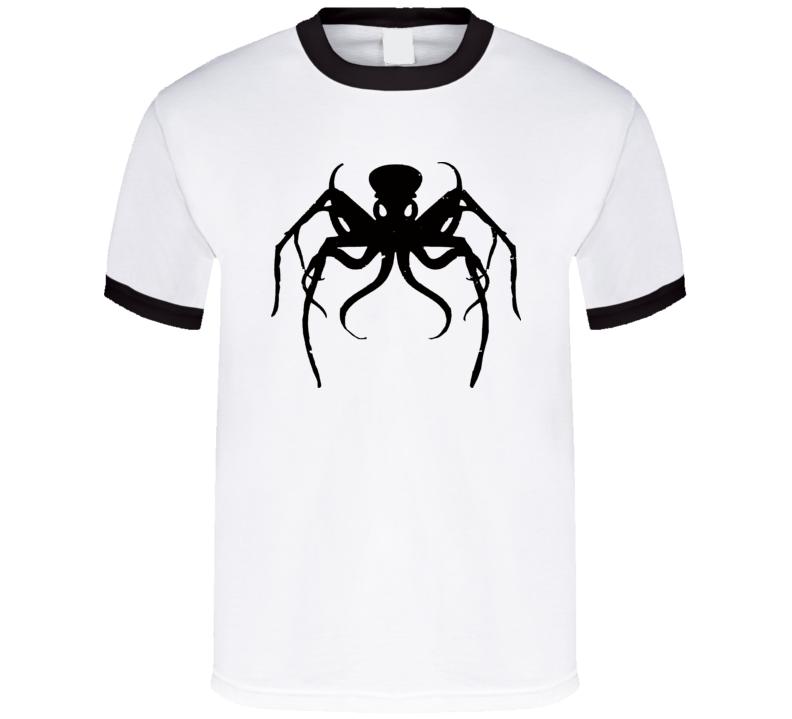 Monsters Sci Fi Horror Movie Logo T Shirt