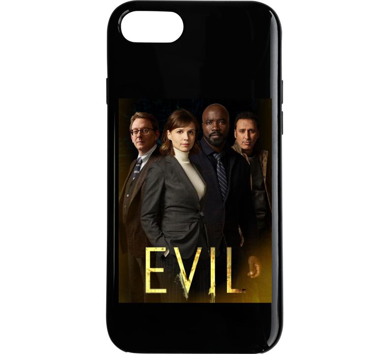 Evil Tv Show Drama Kristen Bouchard David Acosta Leland Demons Phone Case