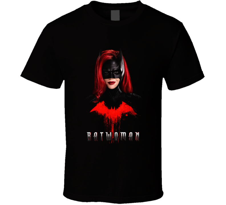 Batwoman Tv Show Kate Kane Ruby Rose Comic Book Gotham T Shirt