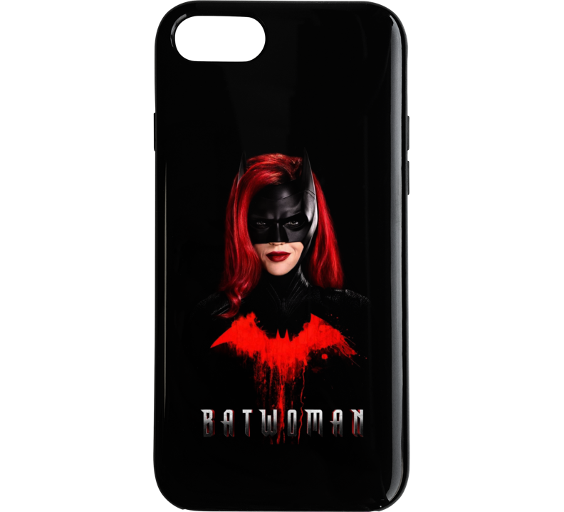 Batwoman Tv Show Kate Kane Ruby Rose Comic Book Gotham Phone Case