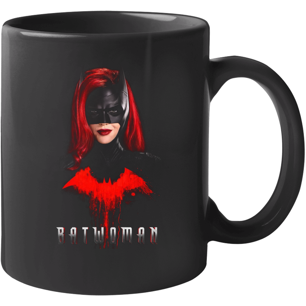 Batwoman Tv Show Kate Kane Ruby Rose Comic Book Gotham Mug