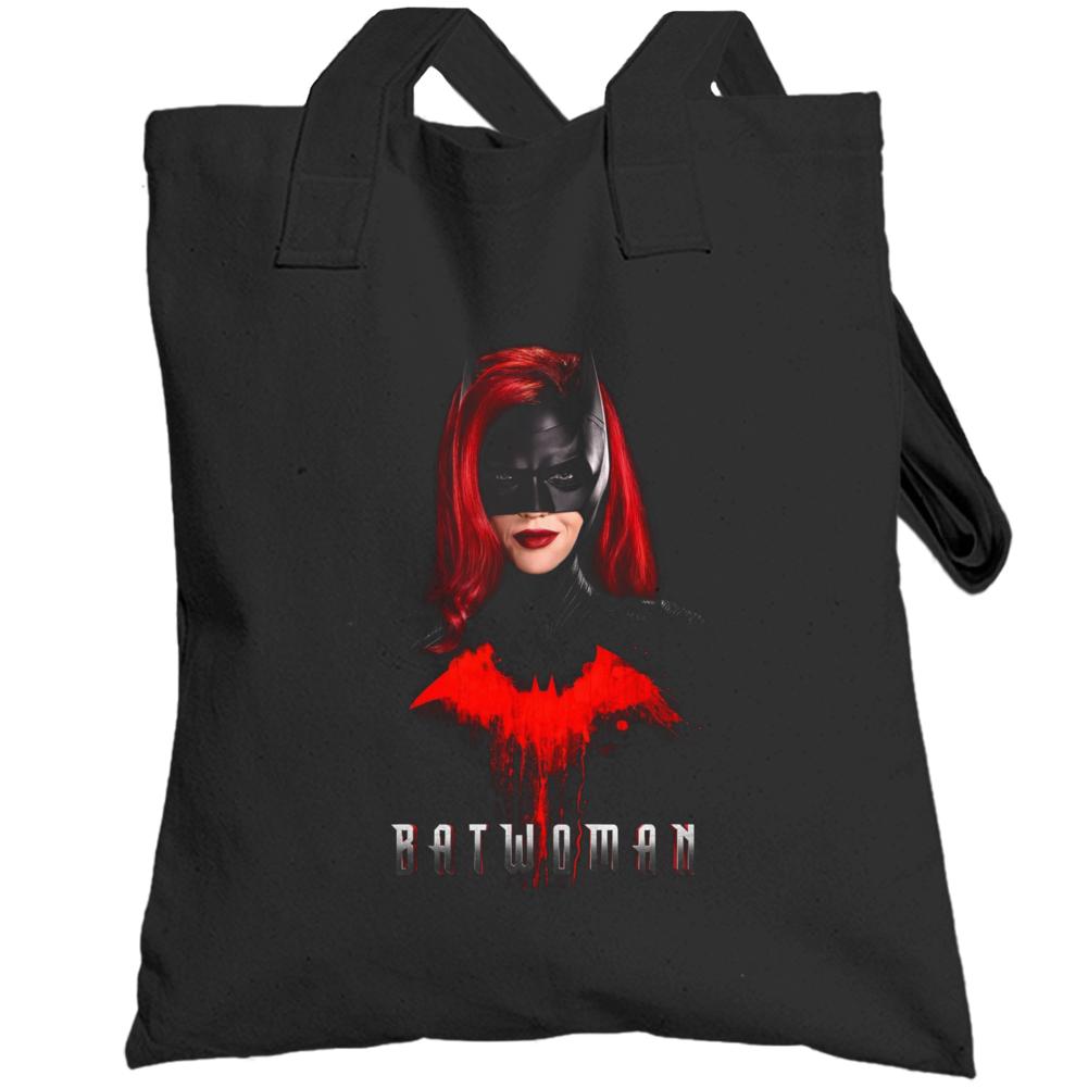 Batwoman Tv Show Kate Kane Ruby Rose Comic Book Gotham Totebag
