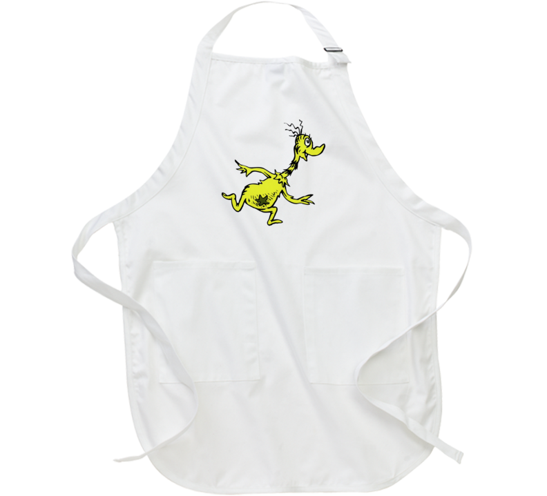 Sneetches Sneetch Seuss Character Book Cartoon Apron