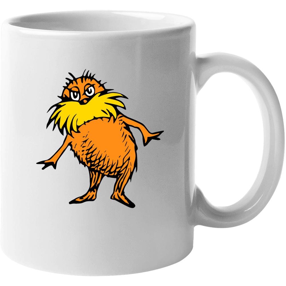 Lorax Seuss Character Book Cartoon Movie Climate Change Mug