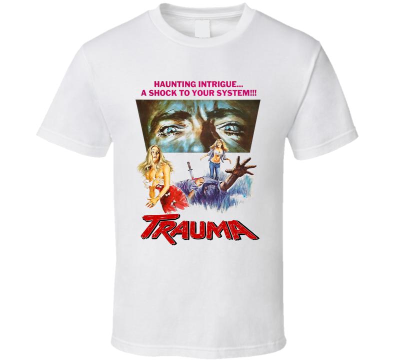 Trauma Horror Cult Movie T Shirt