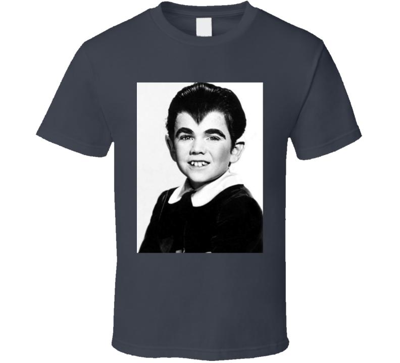 Eddie Munster Photo Munsters Cult Tv Show T Shirt