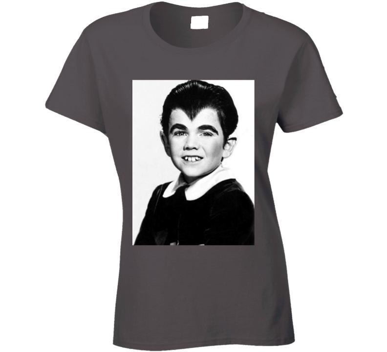 Eddie Munster Photo Munsters Cult Tv Show Ladies T Shirt