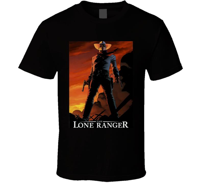 Classic Comic Cowboy Cover Art T Shirt