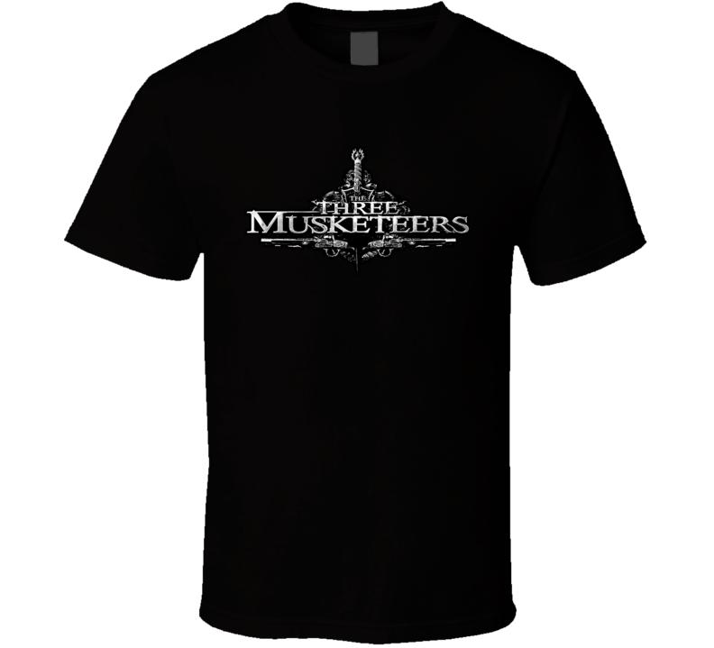 The Three Musketeers 2011 Movie T Shirt