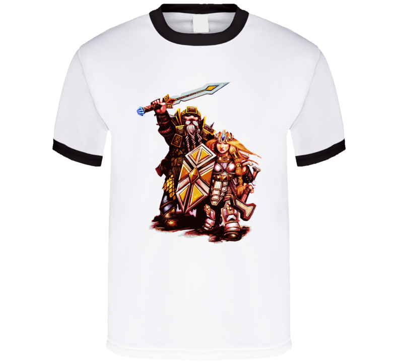 Dwarves Dwarf D&D Dungeons And Dragons T Shirt