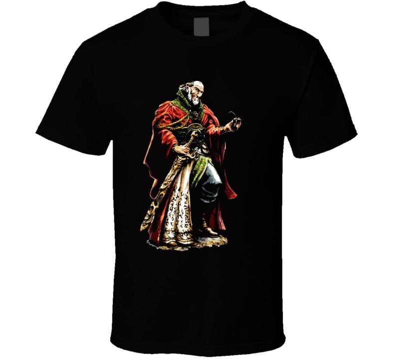 Elminster Wizard Mage Forgotten Realms D&D T Shirt