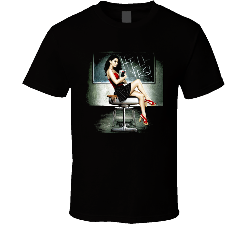 Jennifer's Body Horror Movie T Shirt